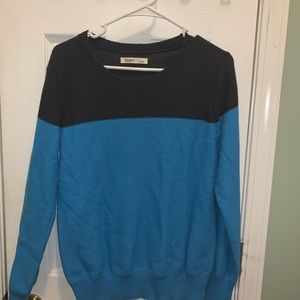 Old Navy size Large Blue Sweater